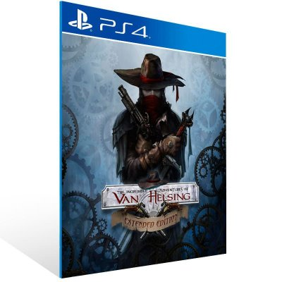 The Incredible Adventures Of Van Helsing Extended Edition - Ps4 Psn Mídia Digital