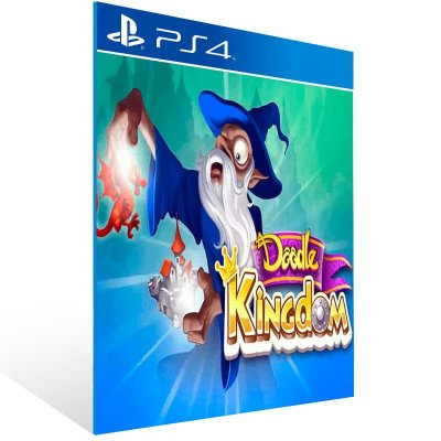 Doodle Kingdom - Ps4 Psn Mídia Digital