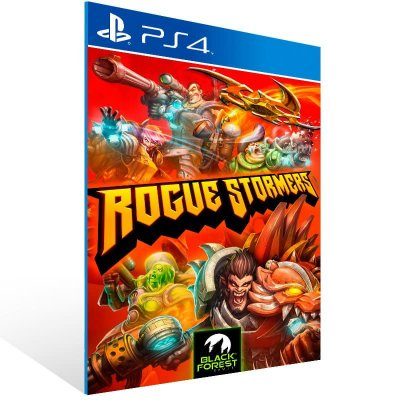 Rogue Stormers - Ps4 Psn Mídia Digital