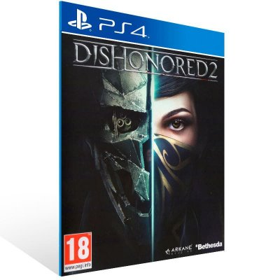 Dishonored 2 - Ps4 Psn Mídia Digital
