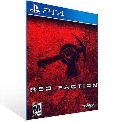 Red Faction - Ps4 Psn Mídia Digital