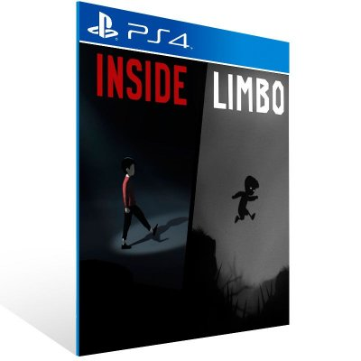 Limbo Inside Bundle - Ps4 Psn Mídia Digital