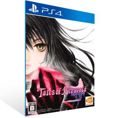 Tales Of Berseria - Ps4 Psn Mídia Digital