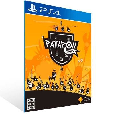 Patapon Remastered - Ps4 Psn Mídia Digital