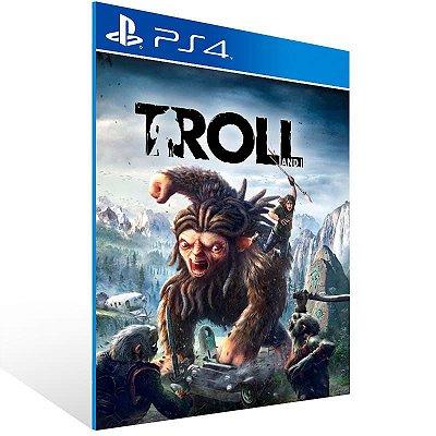Troll I - Ps4 Psn Mídia Digital
