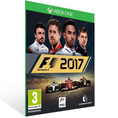 F1 2017 - Xbox One Live Mídia Digital