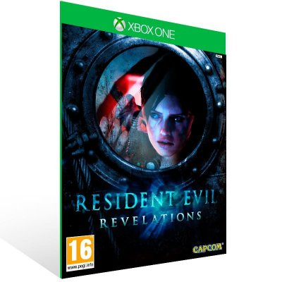 Resident Evil Revelations - Xbox One Live Mídia Digital