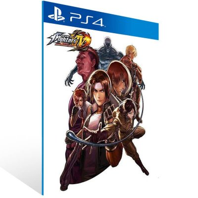 The King Of Fighters XIV Special Anniversary Edition - Ps4 Psn Mídia Digital
