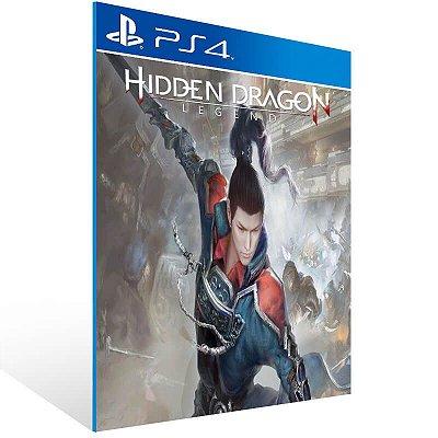 Hidden Dragon Legend - Ps4 Psn Mídia Digital