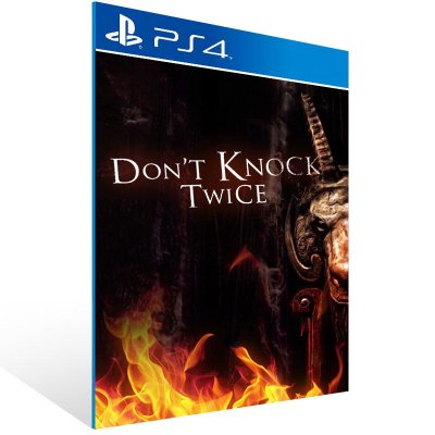 Dont Knock Twice - Ps4 Psn Mídia Digital