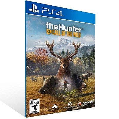 TheHunter Call of the Wild - Ps4 Psn Mídia Digital
