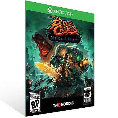 Battle Chasers Nightwar - Xbox One Live Mídia Digital