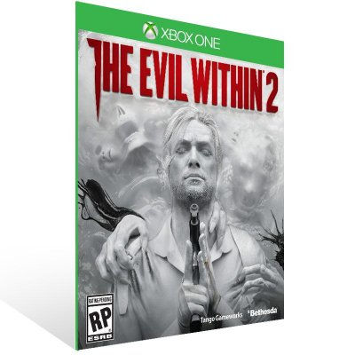 The Evil Within 2 - Xbox One Live Mídia Digital