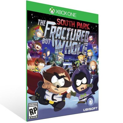 South Park The Fractured but Whole - Xbox One Live Mídia Digital