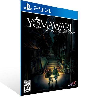 Yomawari Midnight Shadows - Ps4 Psn Mídia Digital