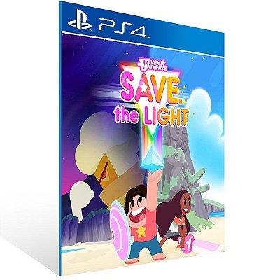 Steven Universe Save the Light - Ps4 Psn Mídia Digital