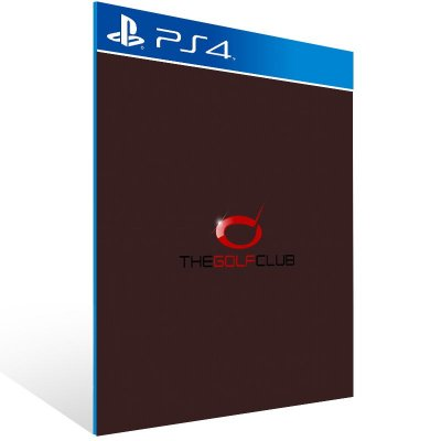 The Golf Club - Ps4 Psn Mídia Digital