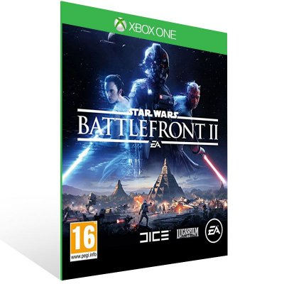 Star Wars: Battlefront 2 - Xbox One Live Mídia Digital