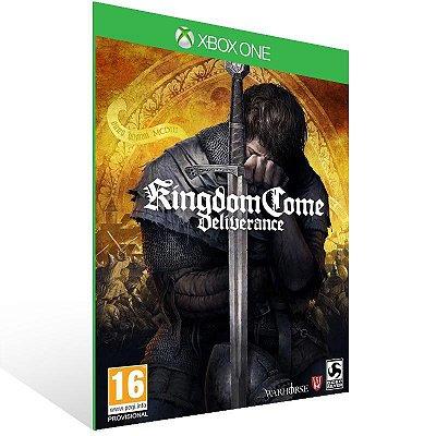 Kingdom Come Deliverance - Xbox One Live Mídia Digital