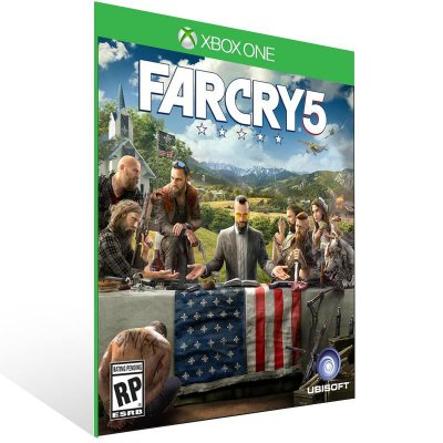 Far Cry 5 - Xbox One Live Mídia Digital