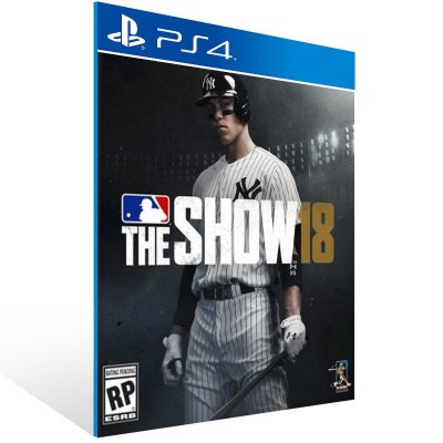 MLB The Show 18 - Ps4 Psn Mídia Digital