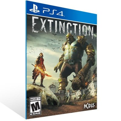 Extinction - Ps4 Psn Mídia Digital