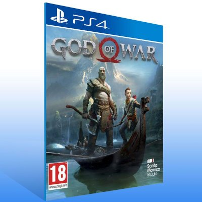 God of War - Ps4 Psn Mídia Digital