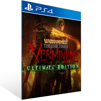 Warhammer Vermintide The Ultimate Edition - Ps4 Psn Mídia Digital