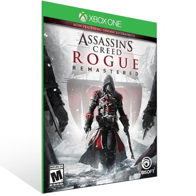 Assassins Creed Rogue Remastered - Xbox One Live Mídia Digital