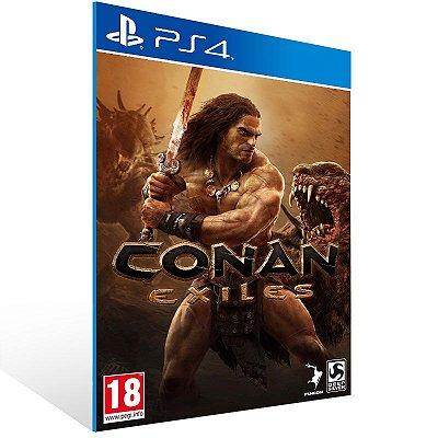 Conan Exiles - Ps4 Psn Mídia Digital
