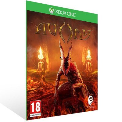 Agony - Xbox One Live Mídia Digital