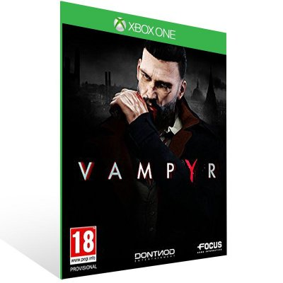 Vampyr - Xbox One Live Mídia Digital