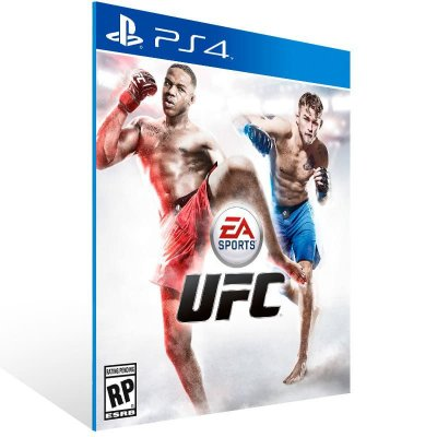 UFC - Ps4 Psn Mídia Digital