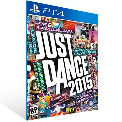 Just Dance 2015 - Ps4 Psn Mídia Digital