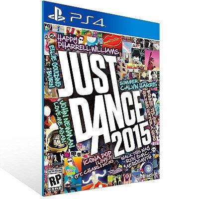Just Dance 2015 - Ps4 Psn Mídia Digital