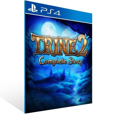 Trine 2 - Ps4 Psn Mídia Digital