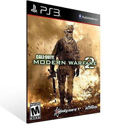 Call Of Duty Modern Warfare 2 With Stimulus Package - Ps3 Psn Mídia Digital