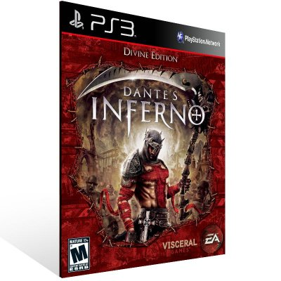 Dantes Inferno Ultimate Edition - Ps3 Psn Mídia Digital
