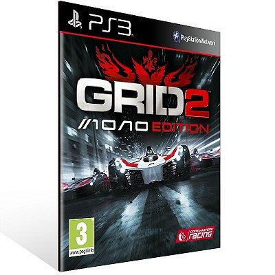 Grid 2 Reloaded Edition - Ps3 Psn Mídia Digital