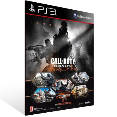 Call Of Duty Black Ops 2 Revolution Map Pack - Ps3 Psn Mídia Digital