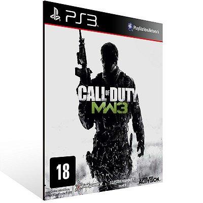 Call Of Duty Modern Warfare 3 + Dlc Collection 1 Combo - Ps3 Psn Mídia Digital
