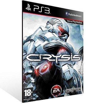 Crysis - Ps3 Psn Mídia Digital