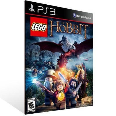 Lego The Hobbit - Ps3 Psn Mídia Digital