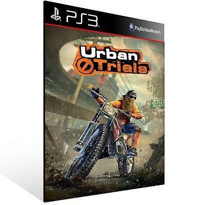 Urban Trial Freestyle - Ps3 Psn Mídia Digital