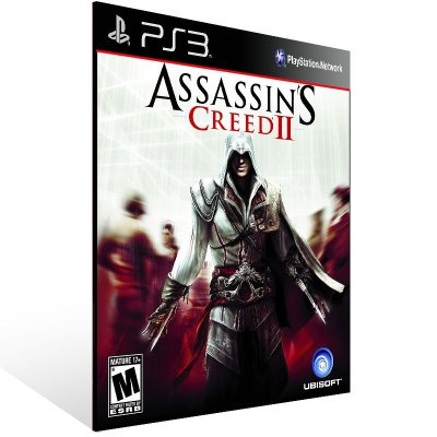 Assassins Creed 2 - Ps3 Psn Midia Digital