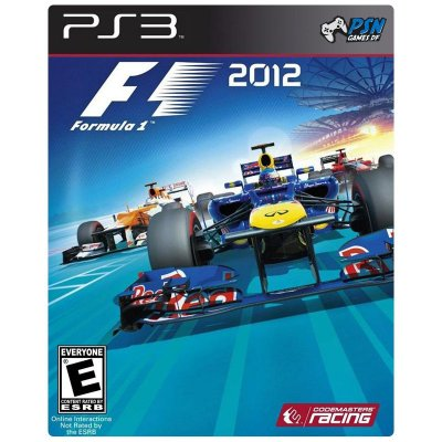 F1 2012 PS3 - Mídia Digital
