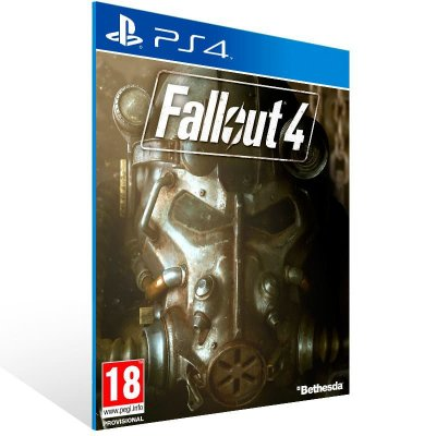 Fallout 4 - Ps4 Psn Mídia Digital