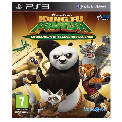 Kung Fu Pand Showdown of Legendary Legends PS3 - Mídia Digital