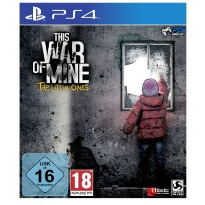 This War of Mine: The Little Ones PS4 - Midia Digital