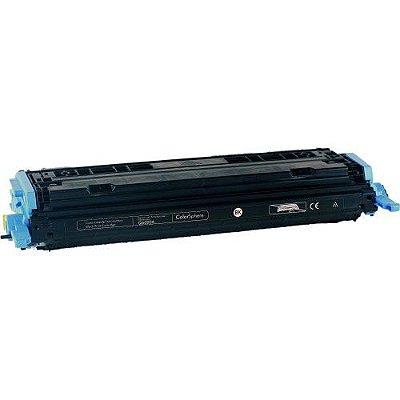 Toner HP 124A Ciano Q6001A Compatível 1600 2600 2605DN CM1015 CM1017